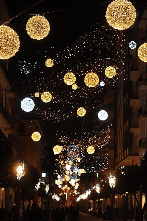 Salerno The City Of Blinding Lights B As Blonde