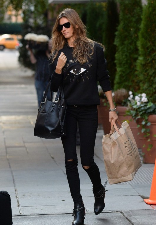 gisele-bundchen-new-york-city-kenzo-black-fleece-and-neoprene-eye-sweatshirt